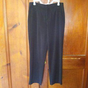 Rafaella Petites Black Slacks sz. 14P